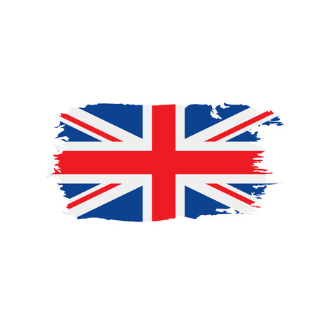 United Kingdom Flag concept