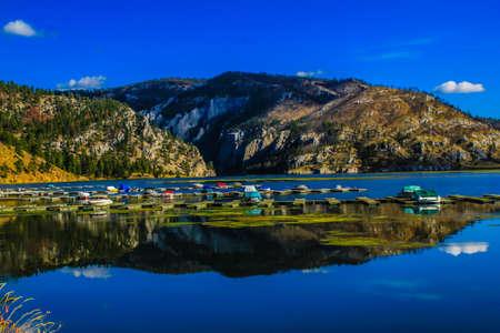 Marina, Gates of the Mountains, Montana, United States
