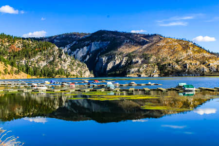 Harbour at Gates of the Mountain. Montana, United States