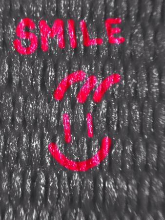 Cloth collar close up
