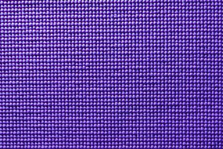 matt: Abstract purple yoga mat texture background. Stock Photo