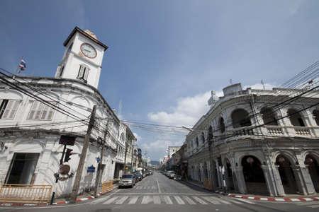 phuket-old-town Editorial