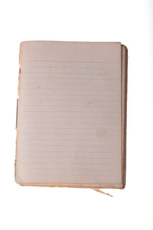 old paper book Stock Photo - 17969518