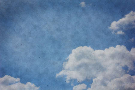 Grunge image of blue sky Stock Photo - 17969596