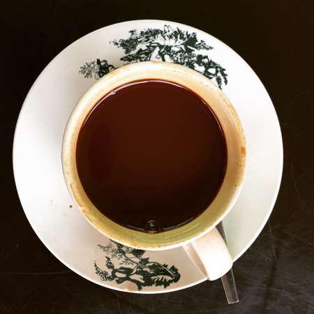 kopitiam: Morning coffee for breakfast