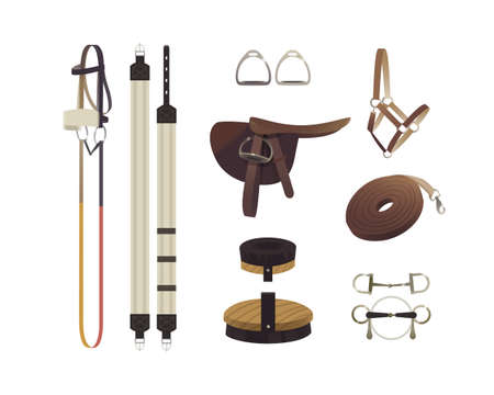 Thoroughbred racing, horse racing tack and accessories