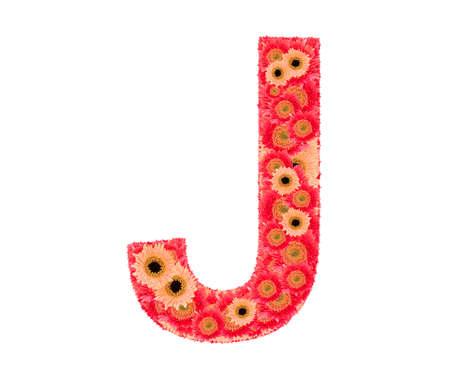 j: J Stock Photo