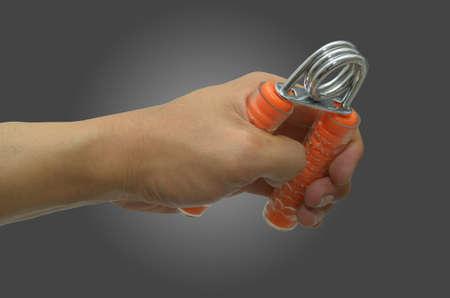 grip: Hand grip