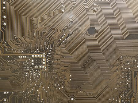 pcb on motherboard