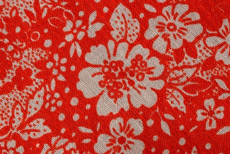 handkerchief: Texture with colorful patterned fabrics