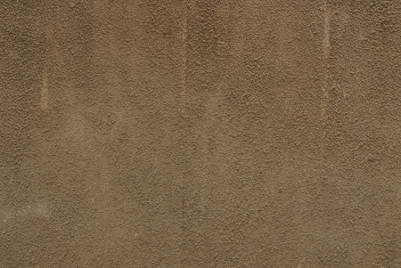 brown texture of a part of an old concrete wall