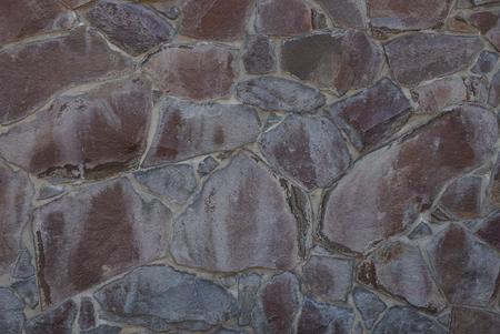 brown gray cobble stone texture
