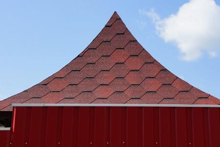 pointed roof gazebo