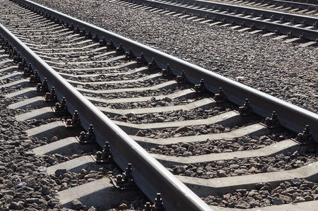 rails on the railroad