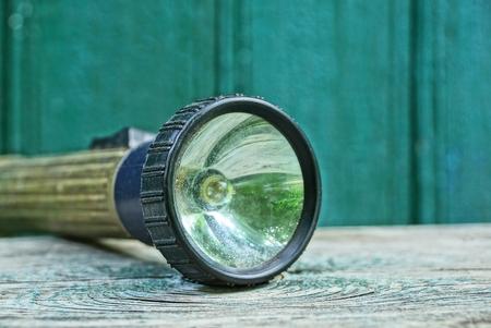 old long lantern