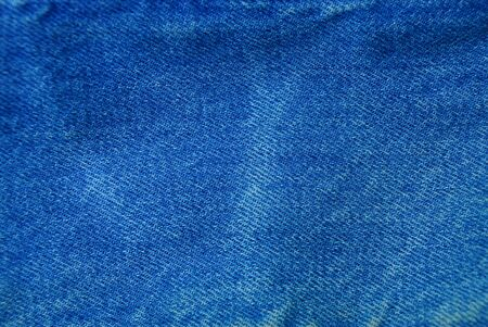 blue cloth texture worn cotton fabric jeans