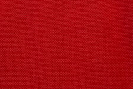 bright red texture from a piece of cloth