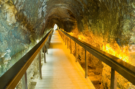 israelite: 70 meter long horizontal tunnel that leeds to the spring of water for the inhabitants of tel-megiddo