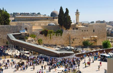 al aqsa: JERUSALEM, ISRAEL - OCT 06, 2014: Editorial