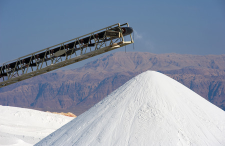 Magnesium: The dead sea works are producing potash products, magnesium chloride, industial salts, de-icers, bath salts, table salt, and raw materials for the cosmetic industry.