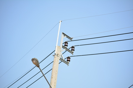 post: Electricity post