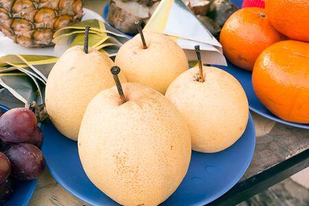 asian pear: Asian Pear Fruit