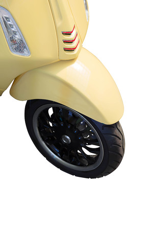 Front Wheels for Motorcycle Imagens