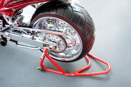 Motorcycle wheel of bigbike
