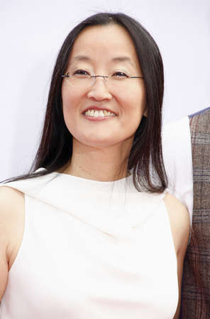 jennifer: Jennifer Yuh at the Los Angeles premiere of Kung Fu Panda 3 held at the TCL Chinese Theater in Hollywood, USA on January 16, 2016.