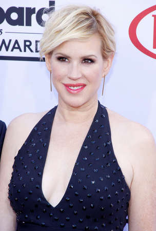 molly: Molly Ringwald at the 2015 Billboard Music Awards held at the MGM Garden Arena in Las Vegas, USA on May 17, 2015.  Editorial