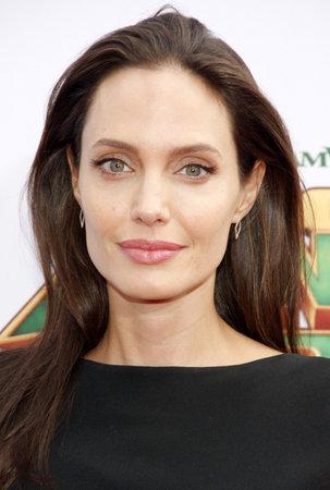 """Angelina Jolie bei der Los Angeles Premiere von """"Kung Fu Panda 3 'an der TCL Chinese Theater in Hollywood statt, USA am 16. Januar 2016. Standard-Bild - 50729030"""