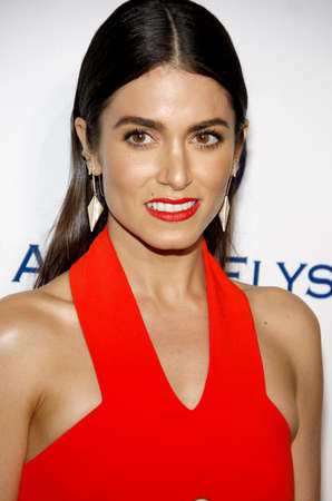 Nikki Reed at the Art Of Elysiums 9th Annual Heaven Gala held at the 3LABS in Culver City, USA on January 9, 2016.