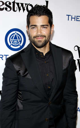 culver city: Jesse Metcalfe at the Art Of Elysiums 9th Annual Heaven Gala held at the 3LABS in Culver City, USA on January 9, 2016.