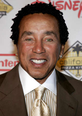 Smokey Robinson attends the 2007 Starlight Starbright Children Foundation Gala held at the Beverly Hilton Hotel in Beverly Hills, California on March 23, 2007.