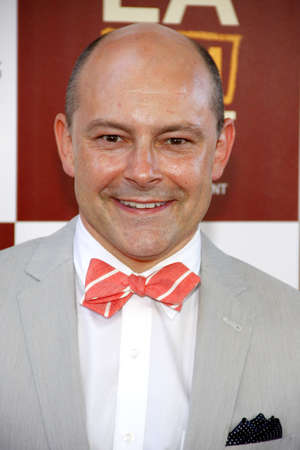 Rob Corddry at the 2012 LA Film Fest Premiere of Seeking A Friend For The End Of The World held at the Regal Cinemas L.A. Live in Los Angeles on June 18, 2012.