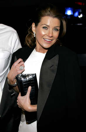 golden globe: Ellen Pompeo attends the 2007 Paramount Pictures Golden Globe Award After-Party held at the Beverly Hilton Hotel in Beverly Hills, California, on January 15, 2007.