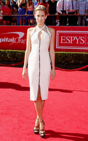 cody: Cody Horn at the 2012 ESPY Awards held at the Nokia Theatre L.A. Live in Los Angeles on July 11, 2012. Editorial