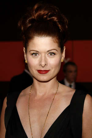 messing: Debra Messing attends the 2006 Sony Global Partners Conference Gala Dinner held at Rodeo Drive in Beverly Hills, California on September 29, 2006.
