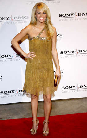 underwood: Carrie Underwood at the 2008 SonyBMG Grammy After Party held at the Beverly Hills Hotel in Beverly Hills on February 10, 2008.