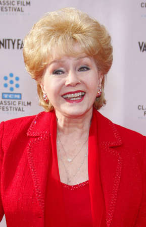 reynolds: Debbie Reynolds at the 2012 TCM Classic Film Festival Gala Screening of Cabaret held at the Graumans Chinese Theater in Hollywood on April 12, 2012. Editorial