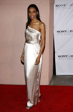 after the party: Michelle Williams at the 2008 SonyBMG Grammy After Party held at the Beverly Hills Hotel in Beverly Hills on February 10, 2008.