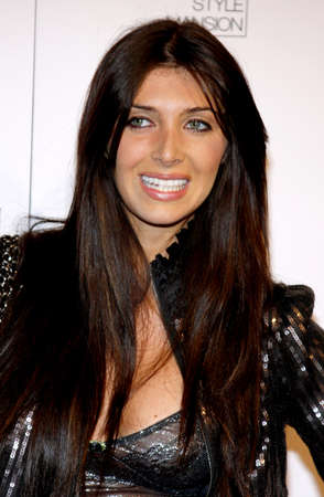 bel air: Brittny Gastineau attends the Scandinavian Style Mansion Party held at the Private Residence in Bel Air, California, United States on December 1, 2007.