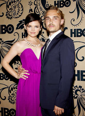 west hollywood: Ginnifer Goodwin at the HBOs Post Emmy Awards Reception held at the Pacific Design Center in West Hollywood on September 20, 2009.