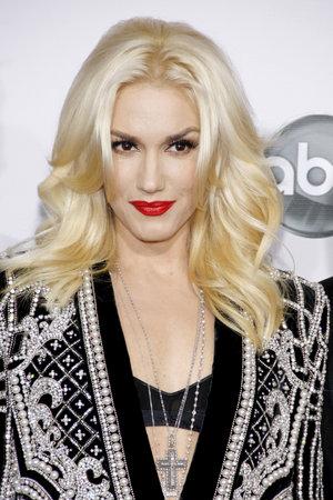 Gwen Stefani beim 40th Anniversary American Music Award im Nokia Theatre LA Live in Los Angeles, USA, 181112. Standard-Bild - 51148988