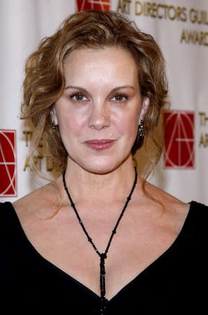 guild: Elizabeth Perkins at the 13th Annual Art Directors Guild Awards held at the Beverly Hilton hotel in Beverly Hills on February 14, 2009. Editorial