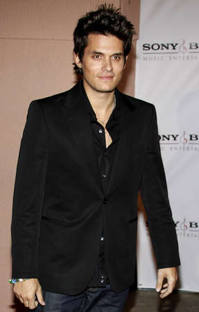 after the party: John Mayer at the 2008 SonyBMG Grammy After Party held at the Beverly Hills Hotel in Beverly Hills on February 10, 2008.