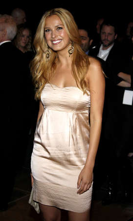grammy: Petra Newcova at the 2008 SonyBMG Grammy After Party held at the Beverly Hills Hotel in Beverly Hills on February 10, 2008. Editorial