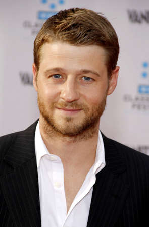 tcm: Benjamin McKenzie at the 2012 TCM Classic Film Festival Gala Screening of Cabaret held at the Graumans Chinese Theater in Hollywood on April 12, 2012.