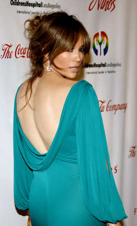 jennifer: Jennifer Lopez at the 2009 Noche de Ninos Gala held at the Beverly Hilton Hotel in Beverly Hills on May 9, 2009.