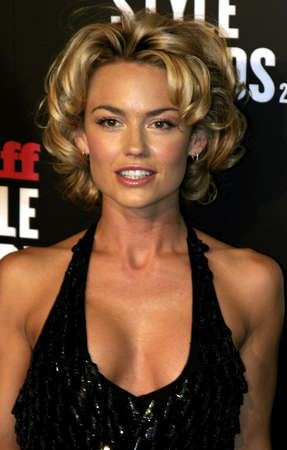 roosevelt hotel: Kelly Carlson attends the 2005 Stuff Style Awards held at the Roosevelt Hotel in Hollywood, California on September 7, 2005.